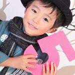 大阪の七五三写真撮影スタジオ・ハニーアンドクランチの男の子の和装のフォトギャラリーC143