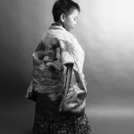 大阪の七五三写真撮影スタジオ・ハニーアンドクランチの男の子の和装のフォトギャラリーC144