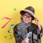 大阪の七五三写真撮影スタジオ・ハニーアンドクランチの男の子の和装のフォトギャラリーC148