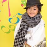 大阪の七五三写真撮影スタジオ・ハニーアンドクランチの男の子の和装のフォトギャラリーC173