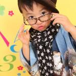 大阪の七五三写真撮影スタジオ・ハニーアンドクランチの男の子の和装のフォトギャラリーC174