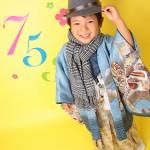 大阪の七五三写真撮影スタジオ・ハニーアンドクランチの男の子の和装のフォトギャラリーC187