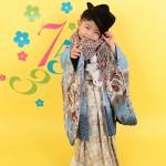 大阪の七五三写真撮影スタジオ・ハニーアンドクランチの男の子の和装のフォトギャラリーC193