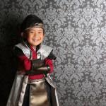 大阪の七五三写真撮影スタジオ・ハニーアンドクランチの男の子の和装のフォトギャラリーC236