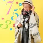 大阪の七五三写真撮影スタジオ・ハニーアンドクランチの男の子の和装のフォトギャラリーC241