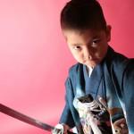 大阪の七五三写真撮影スタジオ・ハニーアンドクランチの男の子の和装のフォトギャラリーC250