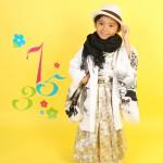 大阪の七五三写真撮影スタジオ・ハニーアンドクランチの男の子の和装のフォトギャラリーC252