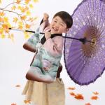 大阪の七五三写真撮影スタジオ・ハニーアンドクランチの男の子の和装のフォトギャラリーC262