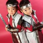 大阪の七五三写真撮影スタジオ・ハニーアンドクランチの男の子の和装のフォトギャラリーC269