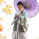 大阪の七五三写真撮影スタジオ・ハニーアンドクランチの男の子の和装のフォトギャラリーC270