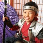 大阪の七五三写真撮影スタジオ・ハニーアンドクランチの男の子の和装のフォトギャラリーC295