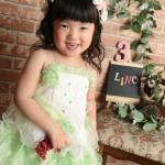大阪の七五三写真撮影スタジオ・ハニーアンドクランチの3歳女の子洋装(ドレス・きぐるみ)のフォトギャラリーD013
