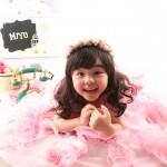 大阪の七五三写真撮影スタジオ・ハニーアンドクランチの3歳女の子洋装(ドレス・きぐるみ)のフォトギャラリーD032