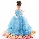 大阪の七五三写真撮影スタジオ・ハニーアンドクランチの3歳女の子洋装(ドレス・きぐるみ)のフォトギャラリーD073