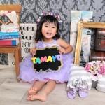 大阪の七五三写真撮影スタジオ・ハニーアンドクランチの3歳女の子洋装(ドレス・きぐるみ)のフォトギャラリーD143