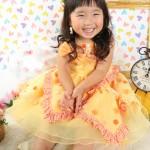 大阪の七五三写真撮影スタジオ・ハニーアンドクランチの3歳女の子洋装(ドレス・きぐるみ)のフォトギャラリーD232