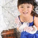 大阪の七五三写真撮影スタジオ・ハニーアンドクランチの3歳女の子洋装(ドレス・きぐるみ)のフォトギャラリーD259