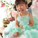 大阪の七五三写真撮影スタジオ・ハニーアンドクランチの3歳女の子洋装(ドレス・きぐるみ)のフォトギャラリーD268