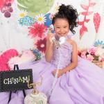 大阪の七五三写真撮影スタジオ・ハニーアンドクランチの7歳女の子ドレス・洋装のフォトギャラリーE028