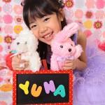 大阪の七五三写真撮影スタジオ・ハニーアンドクランチの7歳女の子ドレス・洋装のフォトギャラリーE052