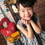 大阪の七五三写真撮影スタジオ・ハニーアンドクランチの7歳女の子ドレス・洋装のフォトギャラリーE191
