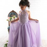 大阪の七五三写真撮影スタジオ・ハニーアンドクランチの7歳女の子ドレス・洋装のフォトギャラリーE199
