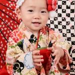 大阪の誕生日写真撮影スタジオ・ハニーアンドクランチのフォトギャラリーI011