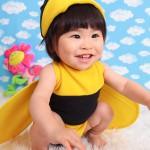 大阪の誕生日写真撮影スタジオ・ハニーアンドクランチのフォトギャラリーI014