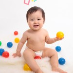 大阪の誕生日写真撮影スタジオ・ハニーアンドクランチのフォトギャラリーI028