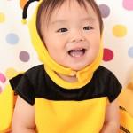 大阪の誕生日写真撮影スタジオ・ハニーアンドクランチのフォトギャラリーI034