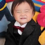 大阪の誕生日写真撮影スタジオ・ハニーアンドクランチのフォトギャラリーI039