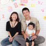 大阪の誕生日写真撮影スタジオ・ハニーアンドクランチのフォトギャラリーI041