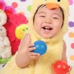 大阪の誕生日写真撮影スタジオ・ハニーアンドクランチのフォトギャラリーI045