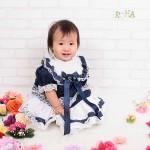 大阪の誕生日写真撮影スタジオ・ハニーアンドクランチのフォトギャラリーI048