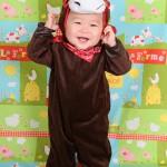 大阪の誕生日写真撮影スタジオ・ハニーアンドクランチのフォトギャラリーI054
