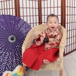 大阪の誕生日写真撮影スタジオ・ハニーアンドクランチのフォトギャラリーI058