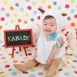大阪の誕生日写真撮影スタジオ・ハニーアンドクランチのフォトギャラリーI060