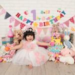 大阪の誕生日写真撮影スタジオ・ハニーアンドクランチのフォトギャラリーI061