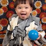 大阪の誕生日写真撮影スタジオ・ハニーアンドクランチのフォトギャラリーI064