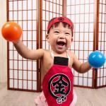 大阪の誕生日写真撮影スタジオ・ハニーアンドクランチのフォトギャラリーI065