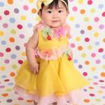 大阪の誕生日写真撮影スタジオ・ハニーアンドクランチのフォトギャラリーI069