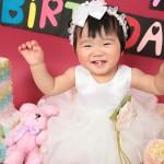 大阪の誕生日写真撮影スタジオ・ハニーアンドクランチのフォトギャラリーI072