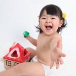 大阪の誕生日写真撮影スタジオ・ハニーアンドクランチのフォトギャラリーI074