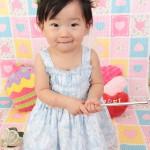 大阪の誕生日写真撮影スタジオ・ハニーアンドクランチのフォトギャラリーI076