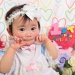 大阪の誕生日写真撮影スタジオ・ハニーアンドクランチのフォトギャラリーI077