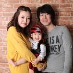 大阪の誕生日写真撮影スタジオ・ハニーアンドクランチのフォトギャラリーI094
