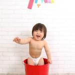 大阪の誕生日写真撮影スタジオ・ハニーアンドクランチのフォトギャラリーI096