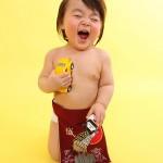 大阪の誕生日写真撮影スタジオ・ハニーアンドクランチのフォトギャラリーI097