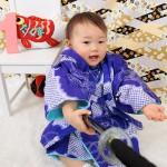 大阪の誕生日写真撮影スタジオ・ハニーアンドクランチのフォトギャラリーI099