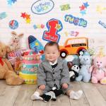 大阪の誕生日写真撮影スタジオ・ハニーアンドクランチのフォトギャラリーI102